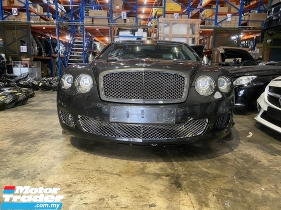 BENTLEY FLYING SPUR 6.0 NEW USED RECOND AUTO CAR SPARE PART BMW MALAYSIA