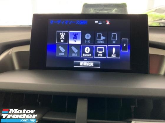 2015 LEXUS NX NX200T F SPORT 2.0T PRICE INCLUDING SST!!!