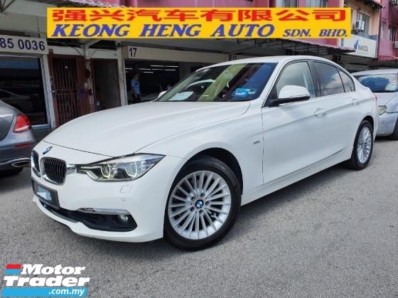 2017 BMW 3 SERIES 318i Luxury 49K KM