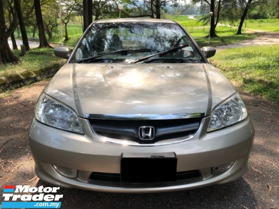 2005 HONDA CIVIC 1.7 VTEC (A) NEW FACELIFT LEATHER