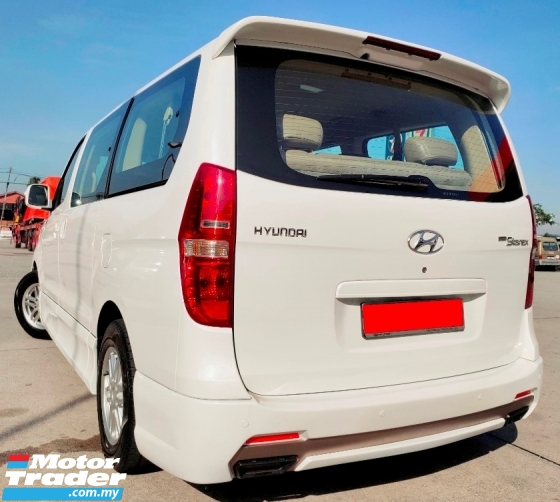 2013 HYUNDAI STAREX 2.5 (A) ROYALE NEW FACELIFT