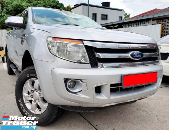 2015 FORD RANGER 2.2 XLT (A) DIESEL TURBO CAR KING