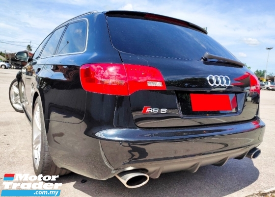 2011 AUDI RS6  5.0 (A) V10 WAGON P/B LIMITED EDITION