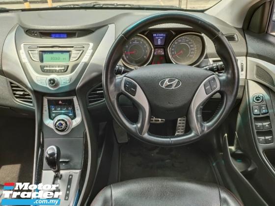 2014 HYUNDAI ELANTRA  1.6 (A) GLS LEATHER SEAT FULL SPEC