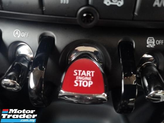 2015 MINI 3 DOOR COOPER S 2.0