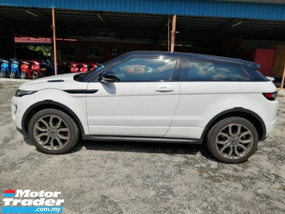 2014 LAND ROVER RANGE ROVER EVOQUE Si4 DYNAMIC PLUS