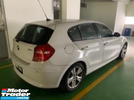 2008 BMW 1 SERIES 118I