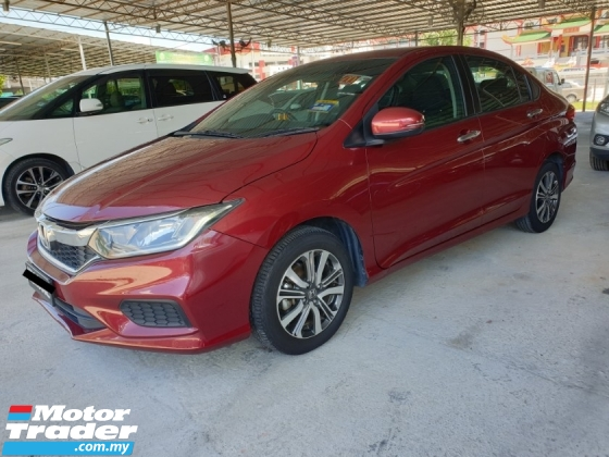 2018 HONDA CITY 1.5 E (A) FULL SERVICE P/START R/CAMERA