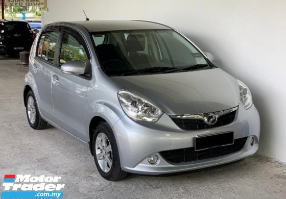 2012 PERODUA MYVI 1.3 Auto High Grade Premium Model