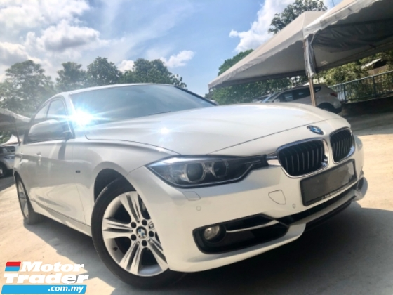 2016 BMW 3 SERIES F20 320i 2.0 SPORT (A) FACELIFT FULL SERVICE RECOR