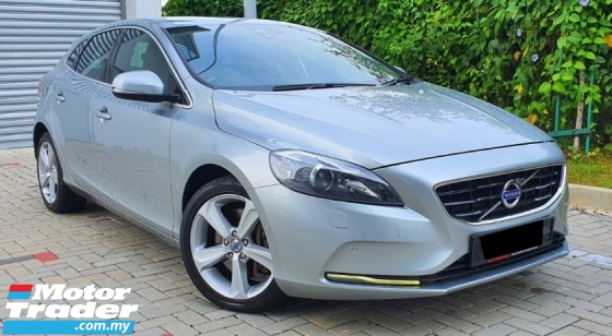 2016 VOLVO V40 2.0 T5 (A) H/BACK 1YR WARRANTY DOOR TO DOOR SVC