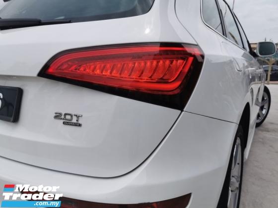 2012 AUDI Q5 2.0 TFSI S Line IMPORT BARU 8 speed