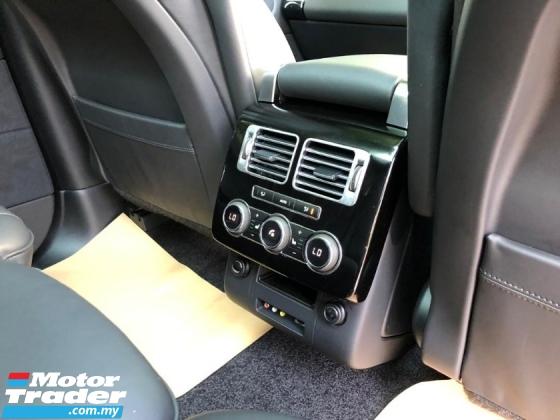 2015 LAND ROVER RANGE ROVER Vogue 4.4 SDV8 Diesel Turbo