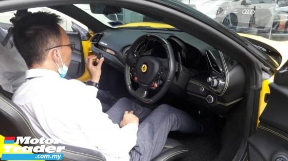 2017 FERRARI 488 GTB 3.9 V8