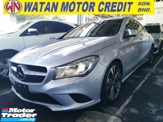 2016 MERCEDES-BENZ CLA 180 ADVANTGARDE UNREG FULLSPEC.TRUE YEAR CAN PROVE.HALF SST.REVERSE CAM.PRE CRASH.KEYLESS ENTRY.