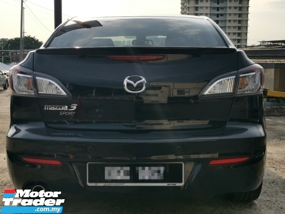 2009 MAZDA 3 SPORT 2.0 SDN LIKE NEW