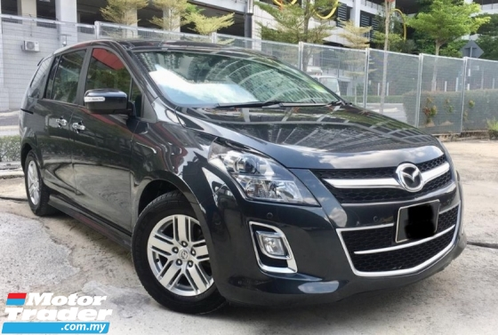 2011 MAZDA 8 2.3 AT MPV FULL SPEC (TRUE YEAR MAKE)(2 YEAR WARRT