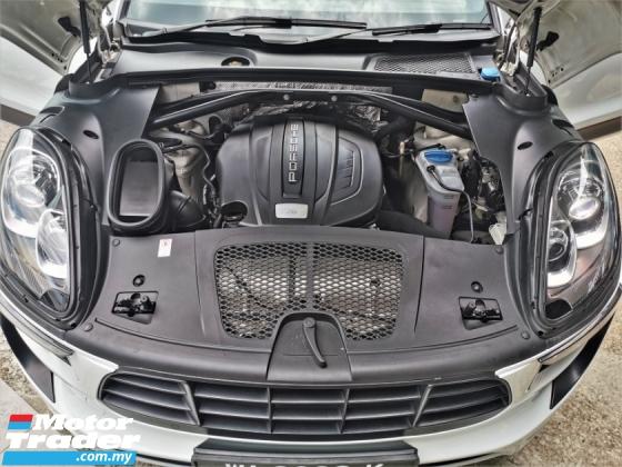 2016 PORSCHE MACAN 2.0 SUV [WARANTY 2021][SPORT CHRONO][PANAROMIC ROOF][PDK] 16