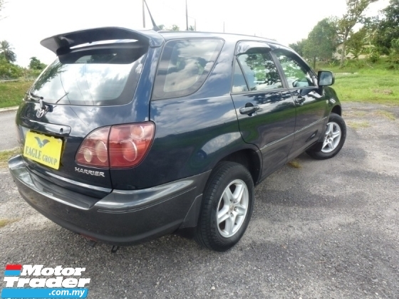 1998 TOYOTA HARRIER 2.2 (A) TIP TOP CONDITION