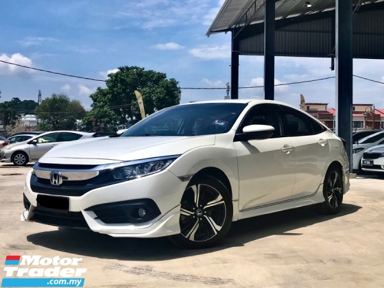 2017 HONDA CIVIC 1.5 TC PKG