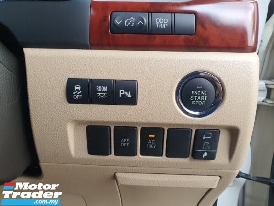 2008 TOYOTA VELLFIRE 3.5 VL (A) Tip-Top Condition , Convert Facelift