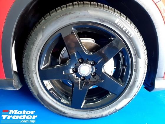 2015 MERCEDES-BENZ GLA 180 AMG TURBO