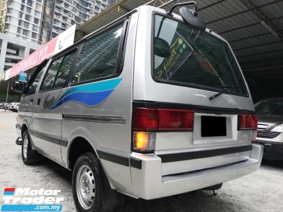 2009 NISSAN VANETTE Nissan Vanette 1.5 MT WINDOW VAN ONE OWNER