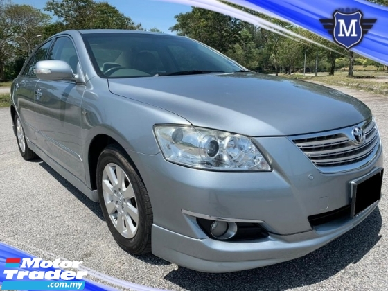 2008 TOYOTA CAMRY 2.0 G POWER SEAT CLEAN INTERIOR TIP TOP CONDITION
