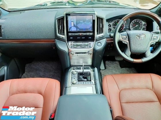 2019 TOYOTA LAND CRUISER 4.6 ZX Full Spec Demo Car Unregister Offer