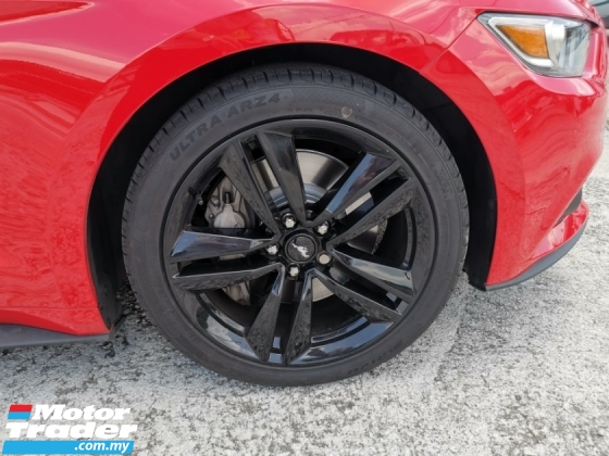 2017 FORD MUSTANG 2.3 Eco Boost Coupe Unregister