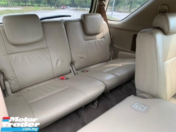 2007 TOYOTA FORTUNER 2.7V (A) CAR LEATHER SEAT CAR KING GOOD CONDITION
