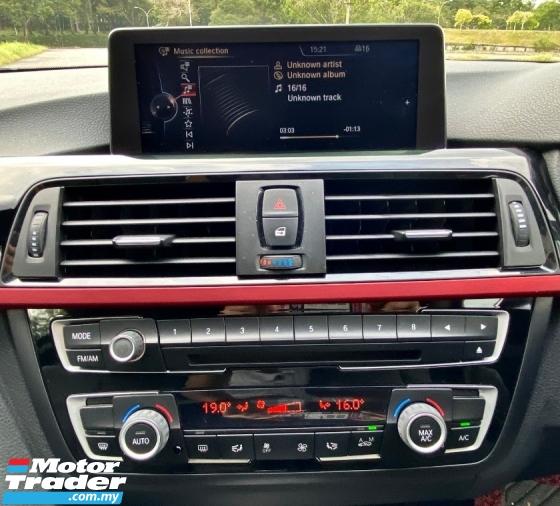 2013 BMW 4 SERIES F32 428I 2.0 SPORTLINE COUPE NAVI P/START