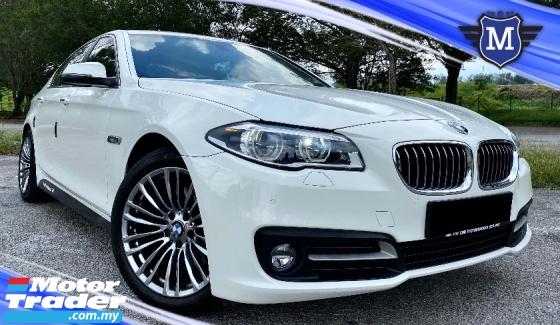 2014 BMW 5 SERIES F10 520I 2.0 FACELIFT DIGITAL METER NAVI P/START