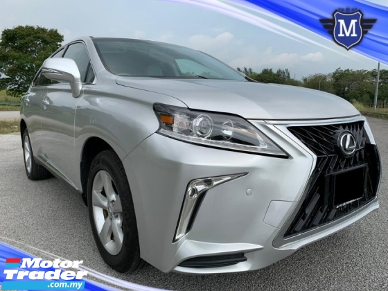 2010 LEXUS RX350 PREMIUM FACELIFT ELECTRIC ADJUSTMENT SEAT POWER SEAT SUNROOF POWER BOOT GOOD CONDITION
