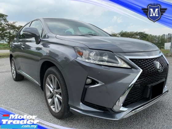 2013 LEXUS RX350 (A) FACELIFT POWER BOOT POWER SEAT SUN ROOF