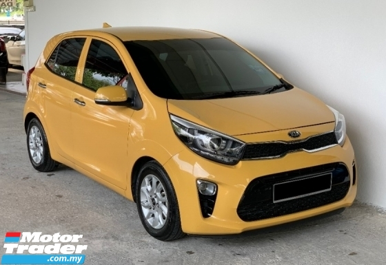 2019 KIA PICANTO 1.2 Auto New Facelift Latest Model