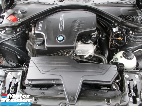 2013 BMW 3 SERIES 320I 2.0 (A) F30 F/S/Record NiceConDiTion