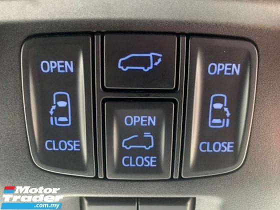 2016 TOYOTA VELLFIRE 2.5 ZG Modelista Kit Pilot Seat Twin Sunroof Unreg