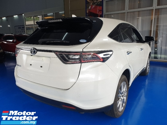 2016 TOYOTA HARRIER 2.0 PREMIUM FREE 5 YEAR WARRANTY