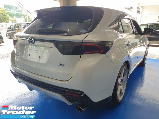 2016 TOYOTA HARRIER 2.0 ELEGANCE GS EDITION FREE 5 YEAR WARRANTY