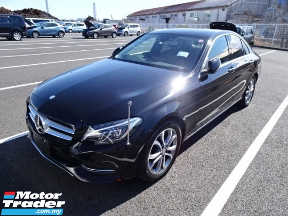 2015 MERCEDES-BENZ C-CLASS C200 BLUE EFFICIENCY AVANTGARDE Cheapest In Town