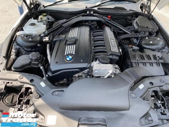 2010 BMW Z4 2.5 SDRIVE 23I HARD TOP CONVERTIBLE CAR KING