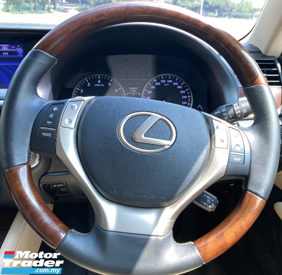 2012 LEXUS GS 350 3.5 LUXURY P/START P/SEAT NAVI CKD LOCAL