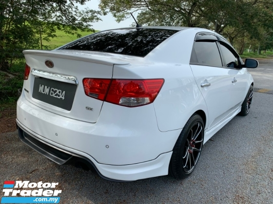2012 NAZA FORZA 1.6 (A) SX Android Touch Screen Full Set Bodykit