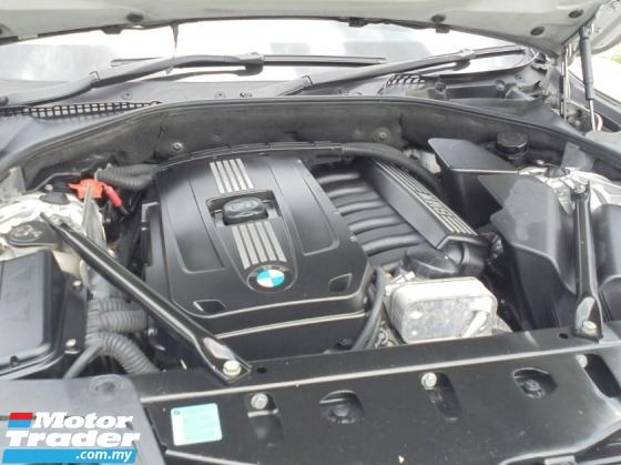 2010 BMW 5 SERIES 523i M-Sport 3.0 F10 8Sp StepTronic NAVI Reg12