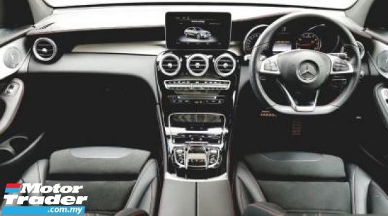 2017 MERCEDES-BENZ GLC Mercedes Benz GLC43 AMG 4MATIC Coupe