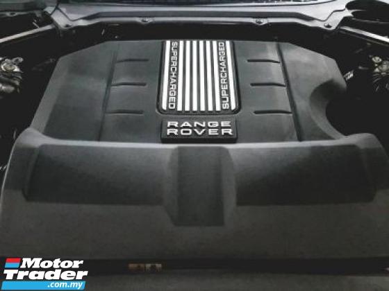 2013 LAND ROVER RANGE ROVER SPORT 5.0 V8 SUPERCHARGED