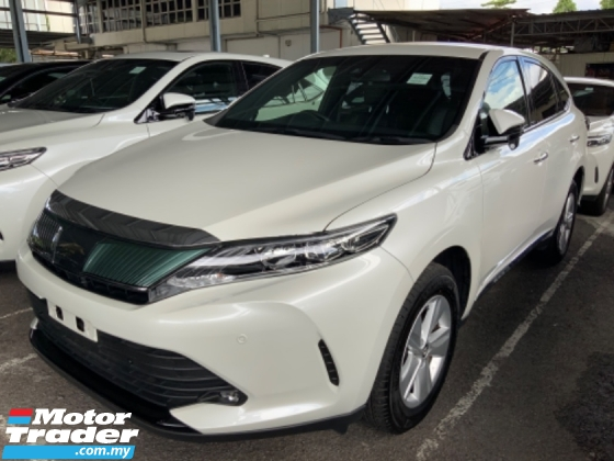 2017 TOYOTA HARRIER 2.0 surround camera power boot push start keyless entry 2 years GMR warranty unregistered
