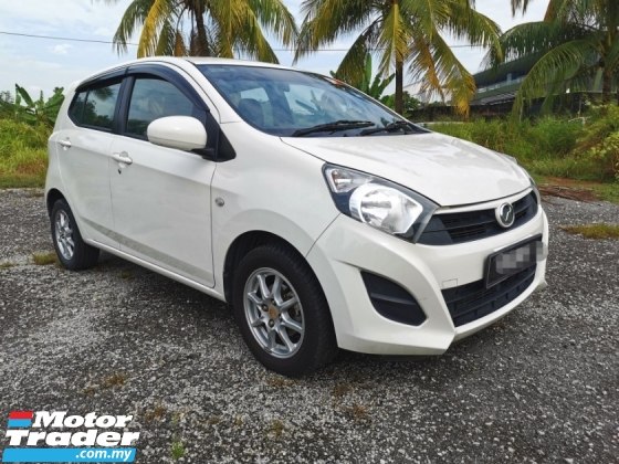 2016 PERODUA AXIA 1.0 AUTO TIP-TOP CONDITION / LOW DOWN PAYMENT