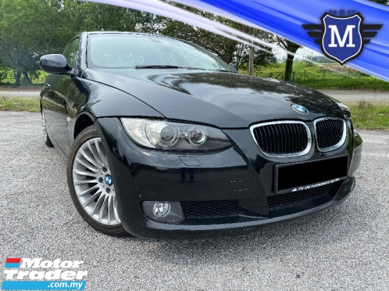 2010 BMW 3 SERIES 320I 2.0 COUPE E92 M-SPORT P/START LOCAL WARRANTY